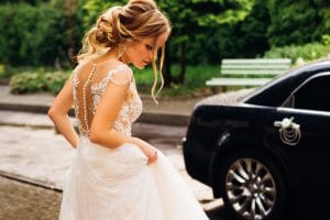 wedding transportation tips and suggestions